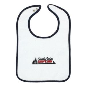 South Cedar DRIVE INN Original Bib