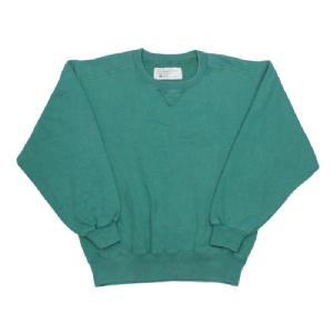 【Used】 90s LLBean×RUSSELL SWEAT GREEN