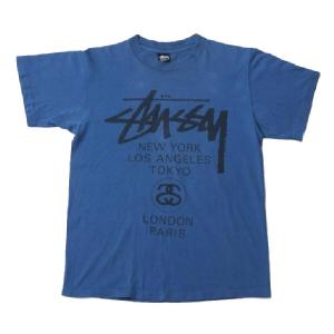 【Used】 OLD STUSSY TOUR TEE