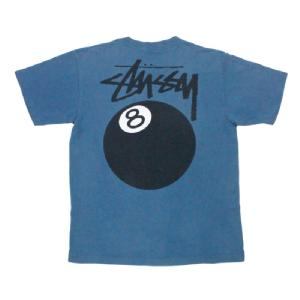 【Used】 OLD STUSSY 8 BALL TEE