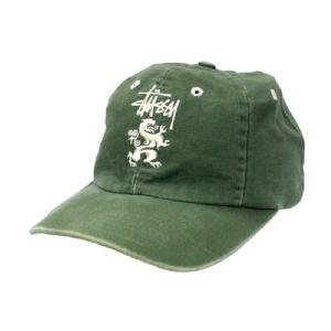 【Used】 OLD STUSSY 90s CAP Griffon