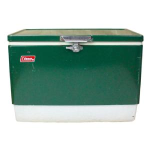 【Used】 COLEMAN VINTAGE COOLER [76s GREEN]