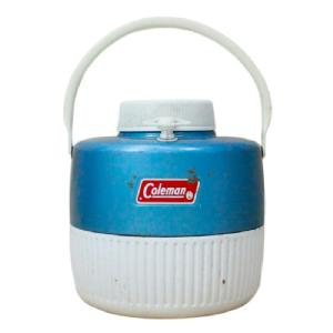 【Used】 COLEMAN WATER JUG [75s blue]