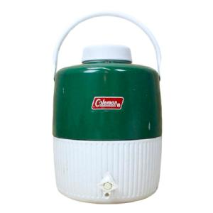 【Used】 COLEMAN WATER JUG [84s green]