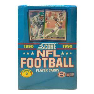 【Used】 1990 NFL FOOTBALL PLAYER CARDS