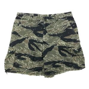 【Used】 VINTAGE VIETNAM TIGER CAMO CUT OFF