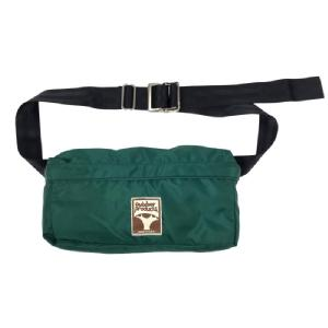 【Used】 OUTDOOR PRODUCTS BODY BAG [GREEN]