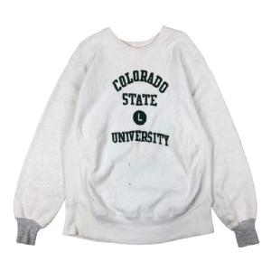 【Used】 Champion RW SWEAT COLORADO STATE