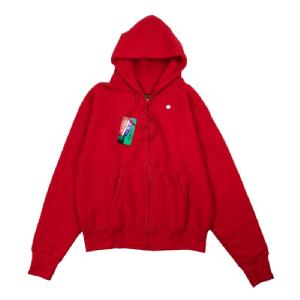 【Used】 CAMBER DEAD STOCK ZIP PARKER RED