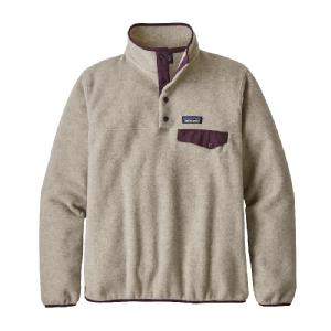 【Patagonia】 Womens LW Synch Snap-T P/O