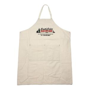 South Cedar DRIVE INN Original APRON